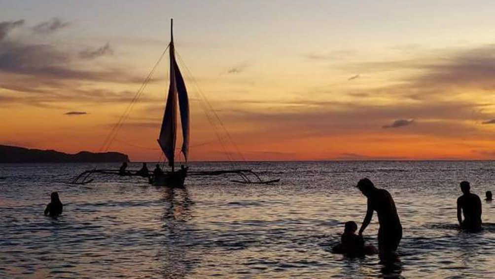 Boracay Sunset Hopping Tour