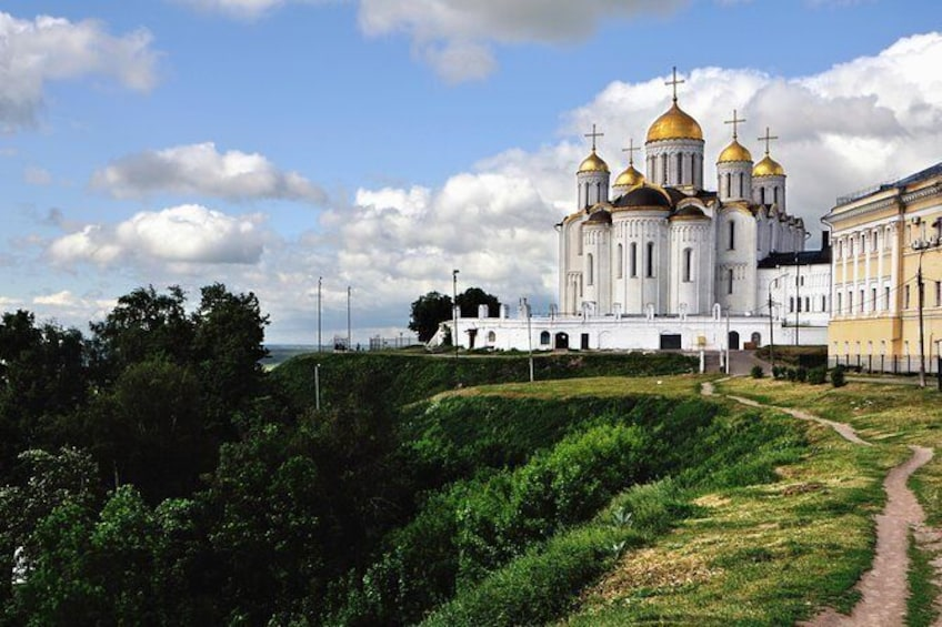 Private Tour: Golden Ring Day Trip to Suzdal and Vladimir from Moscow