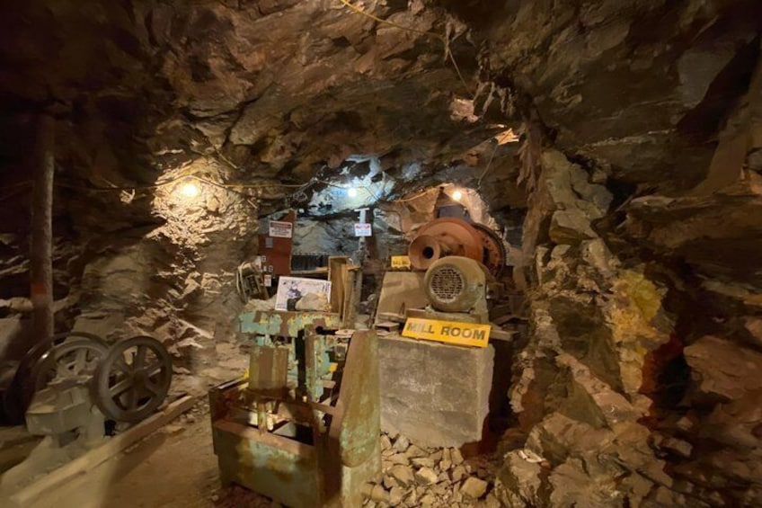 Colorado Gold Rush Mountain and Mine Half-Day Tour from Denver