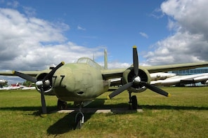 Private Tour: Monino Central Air Force Museum Tour from Moscow