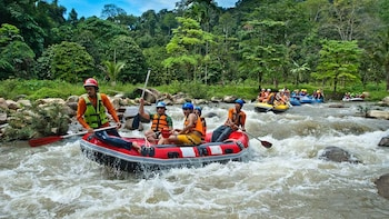 7km White Water Rafting Adventure Tour From Krabi