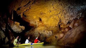 Poong Chang Cave and Manora Waterfall Tour from Krabi