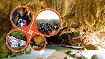 Poong Chang Cave Tour with ATV Ride from Krabi