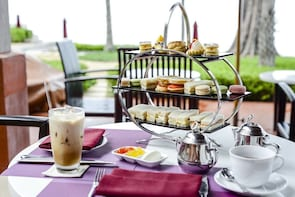 Afternoon Tea at McFarland House at Hyatt Regency Hua Hin