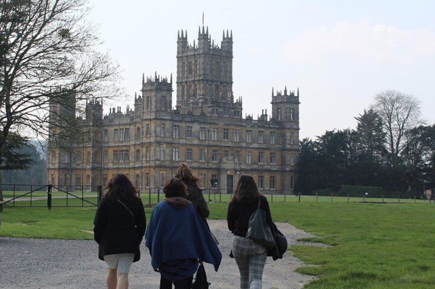 Show item 2 of 14. Highclere Castle