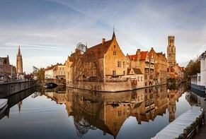 Legends of Bruges Private Tour