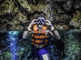 Tulum Ruins + Cenotes Cave + Swim with Turtles