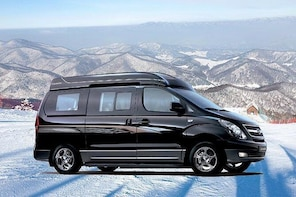Seoul ⇄ Alpensia / Yongpyong Ski Resort Private Van Transfers