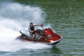 Sand Hollow Jet Ski Rentals - Quail Creek Reservoir Waverunner Adventure