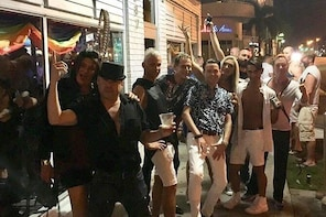 A Gay Party Time In South Florida