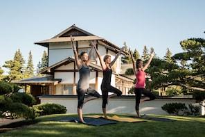 108 Garden Yoga Experience
