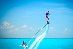 Flyboard in Cancun