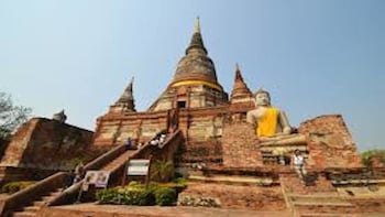 Private Tour: Fascinating Ayutthaya & Suphanburi Full Day
