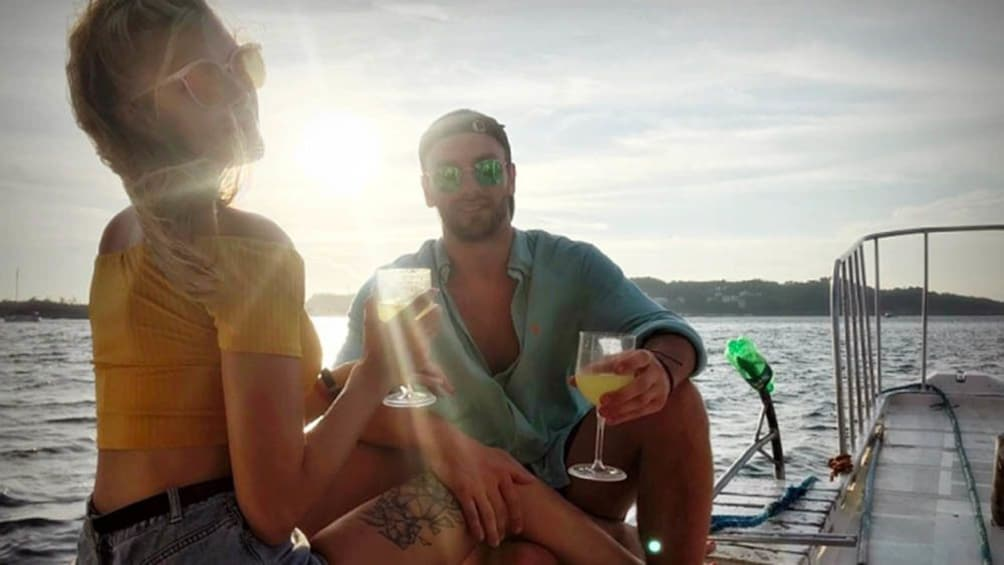 Boracay Sunset Time Party Cruise