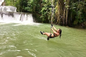 PREMIUM - YS Falls Tour from Negril - Entrance fees + Lunch Included