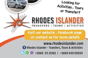 Transfer Airport To/From Lindos