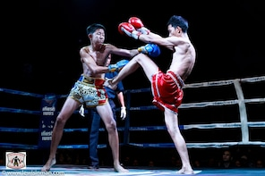 Chiang Mai Boxing Stadium Admission Ticket
