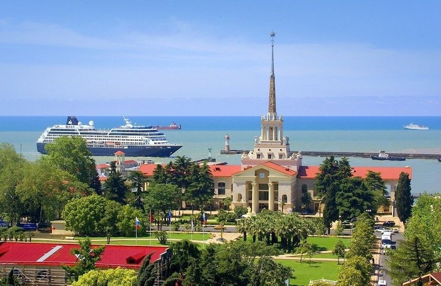 Show item 1 of 10. Discover secrets of Sochi on shore Excursion Private Tour