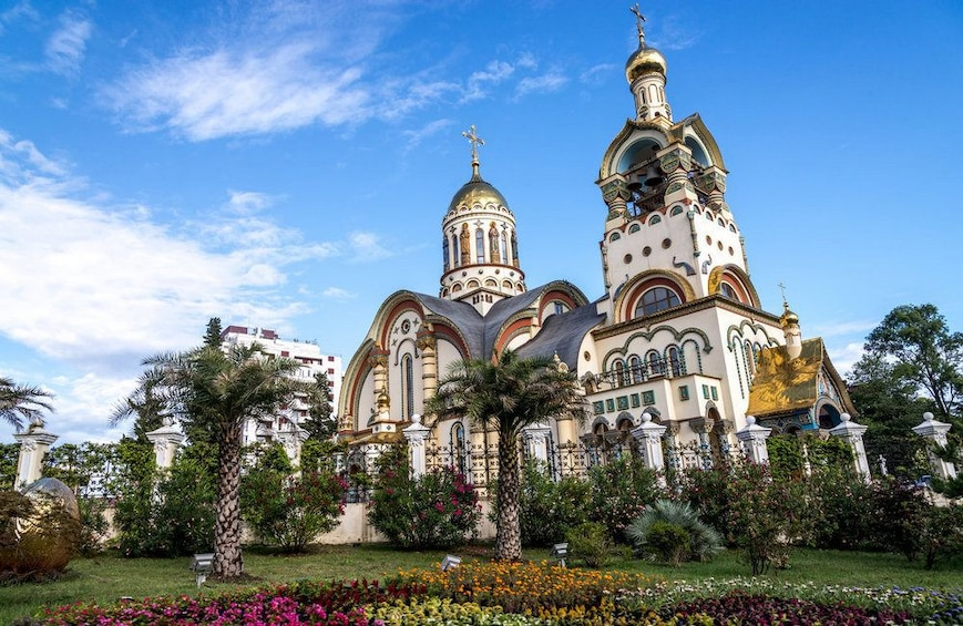 Show item 10 of 10. Discover secrets of Sochi on shore Excursion Private Tour