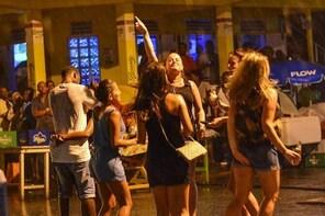 Friday Night Street Party