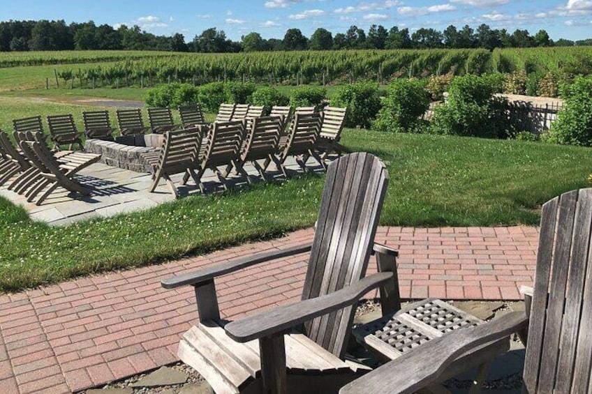 Show item 3 of 8. Seneca Lake Wine Tasting & Tour