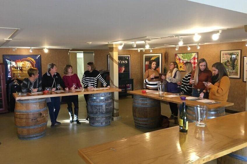 Show item 2 of 8. Seneca Lake Wine Tasting & Tour