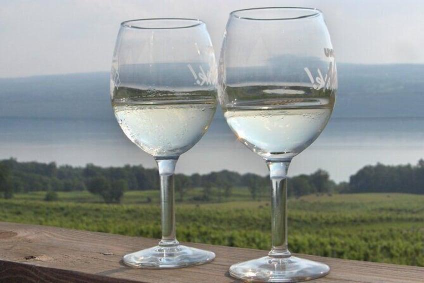 Show item 1 of 8. Seneca Lake Wine Tasting & Tour