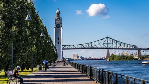 Quebec City to Montreal VIP Day Trip by Train