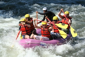 Mexico: Rafting & private tour to Cuernavaca