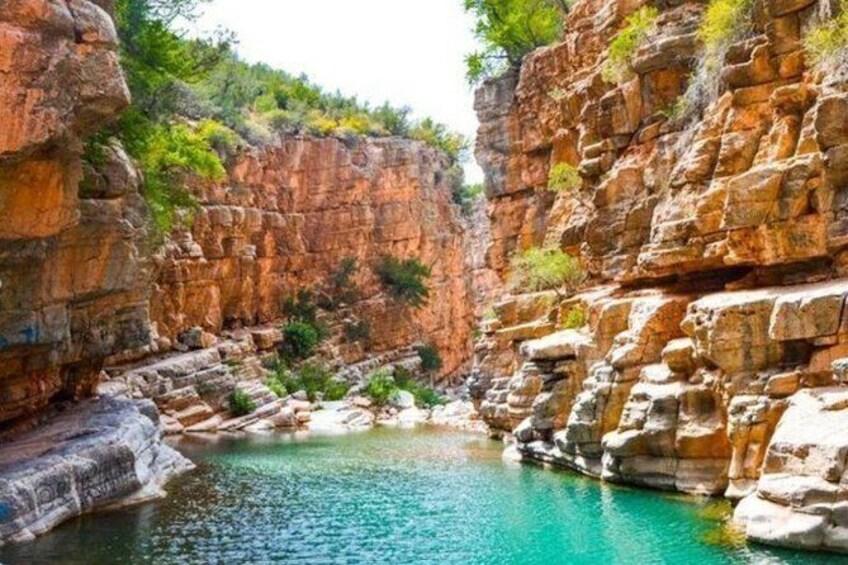 Show item 3 of 15. Agadir Paradise Valley Excursion