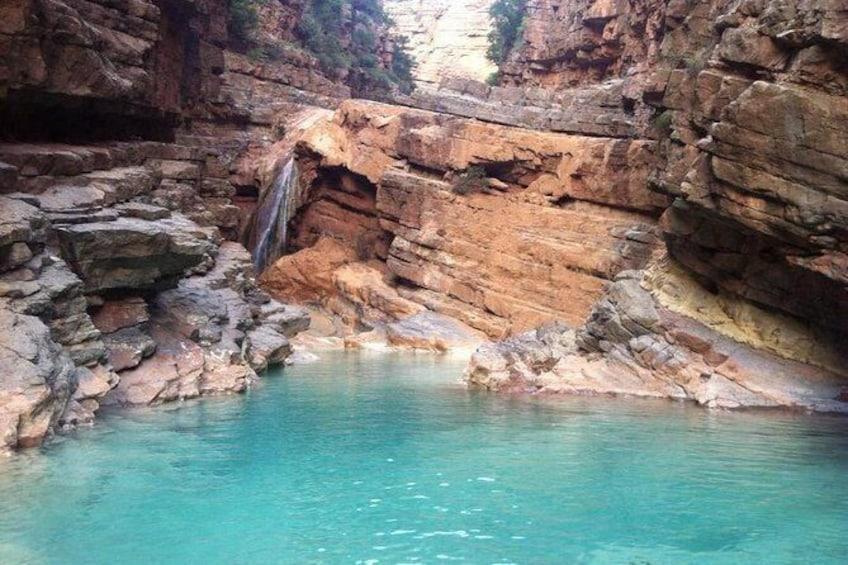 Show item 1 of 15. Agadir Paradise Valley Excursion