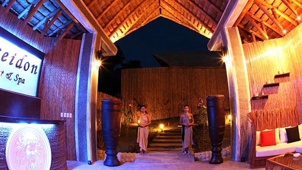 Boracay Poseidon Spa, Couples Massage!