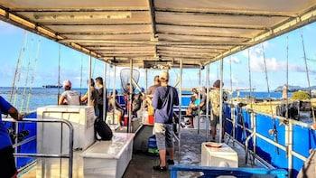 Saipan Moonlight Fishing Cruise