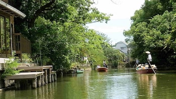 Yanagawa River Cruising & Bus Tour (from Fukuoka)