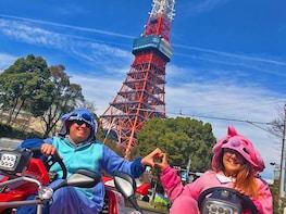 Go-Kart Roppongi in Tokyo