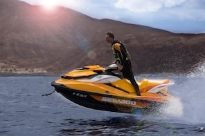 1 Hour Jet Ski Safari Tenerife with Photoshoot and Photos Included