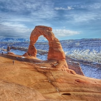 Private Arches National Park/Canyonlands National Park Tour