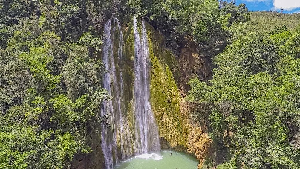 Full-Day Adventure from Samana: El Limon Waterfall & Zipline