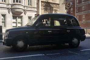 London Black Cab Taxi Airport Pickup & Dropoff Transfers