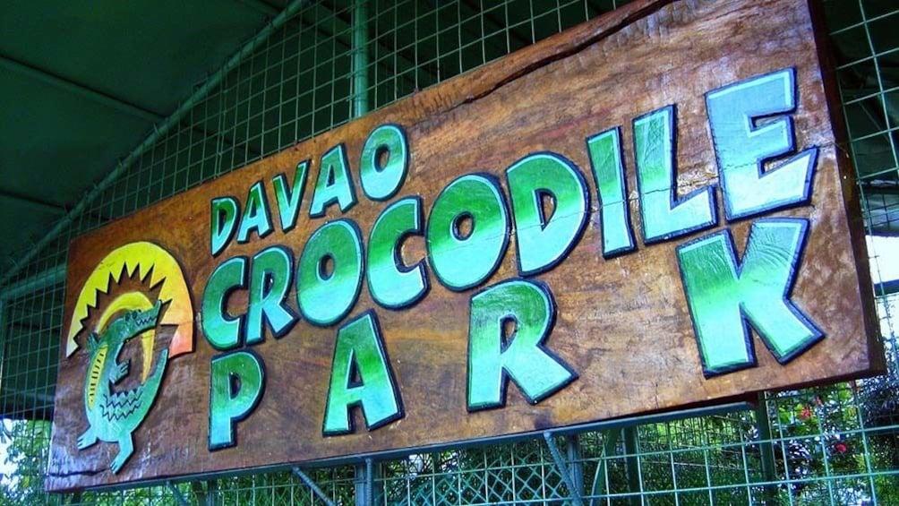 Show item 3 of 4. Davao Crocodile Park Tour [Half Day]