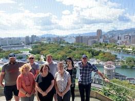 Hiroshima Peace (Heiwa) Walking Tour at World Heritage Sites