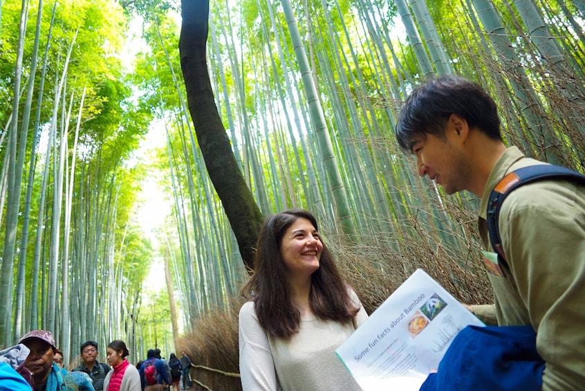 Show item 1 of 10. Kyoto Arashiyama Insider Walking Tour