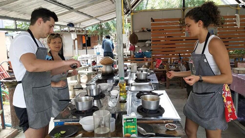 Show item 2 of 9. Lanna Thai Home Cookery School Krabi