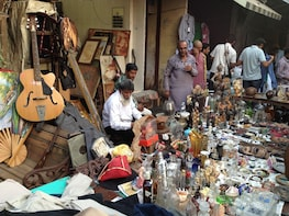 Flea Markets Tour of Mumbai