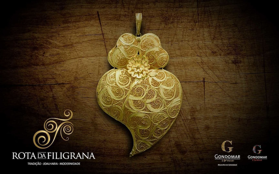 Show item 1 of 7. Discover the art of Filigree in the hands of an artisan