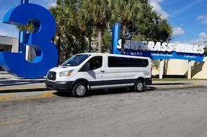 Sawgrass Mills mall Shuttle - Fastest service