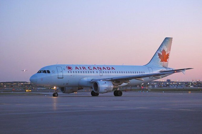 Show item 2 of 7. Private Transfer: Hamilton Airport (YHM) to Niagara Falls, ON