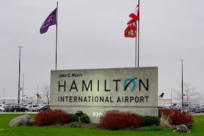 Airport Transfer: Hamilton Airport (YHM) to Niagara Falls, ON