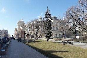 Odessa highlight tour