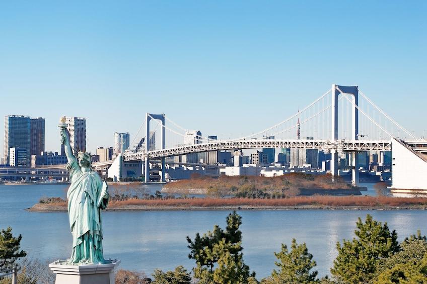 Enjoy 1-Day Bus Tour Around Best Tourist Spots in Tokyo!